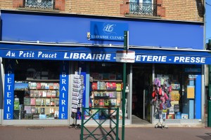 """Librairie Clément """"Au Petit Poucet"""""""