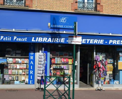La Librairie Clément